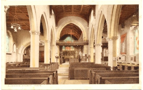 aldenham-church-interior