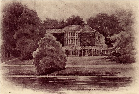 Otters Pool, Aldenham, Herts