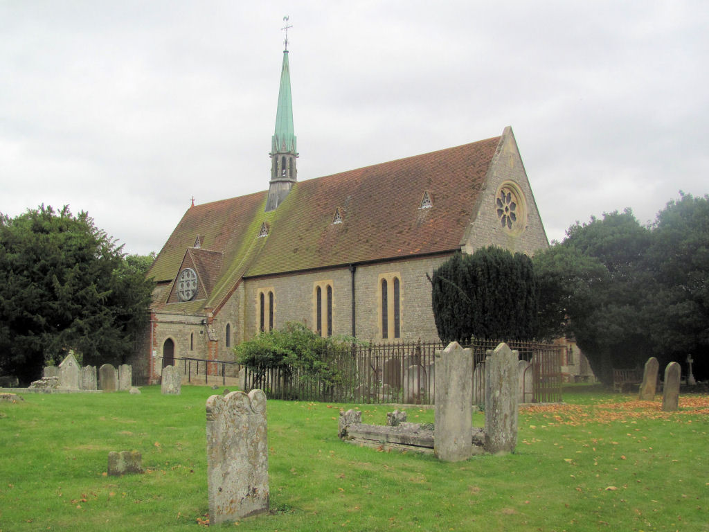 St Mary's Church, Bayford, Hertfordshire