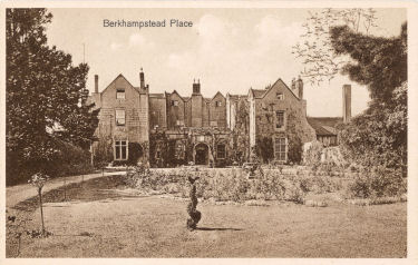 Berkhamsted Place, Berkhamsted, Hertfordshire