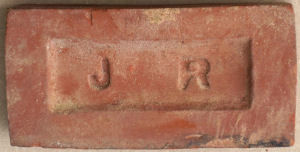 Jacob Reynolds Brick, Avenue Road, St Albans