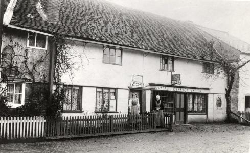 Hertfordshire Genealogy Places Bovingdon Herts