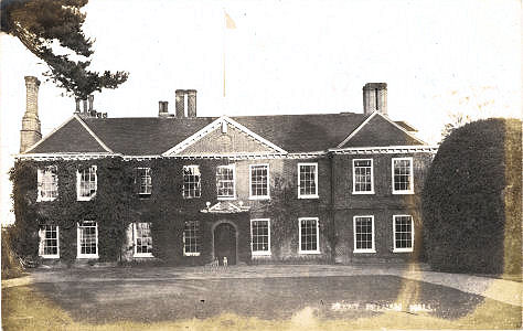 Hertfordshire Genealogy: Places: Brent Pelham