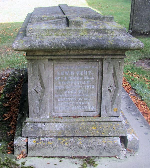Ancestors Ancestral graves at Chippenham Cambridgeshire