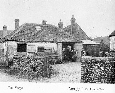 The Blacksmith's Forge, Chipperfield