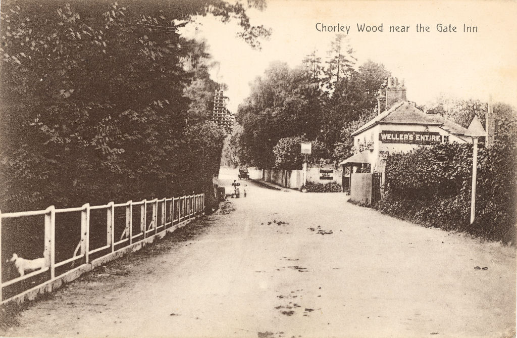 Gate Inn, Chorleywood