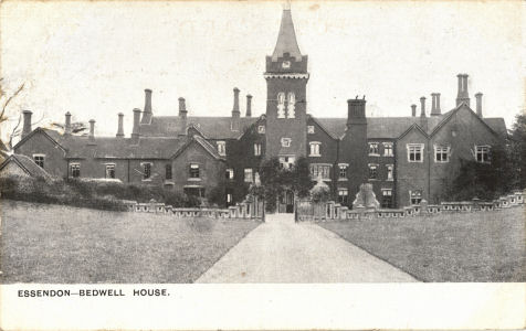 Bedwell House, Essendon, Hertfordshire