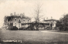 Gaddesden Place, Great Gaddesden, Herts, before 1905 fire