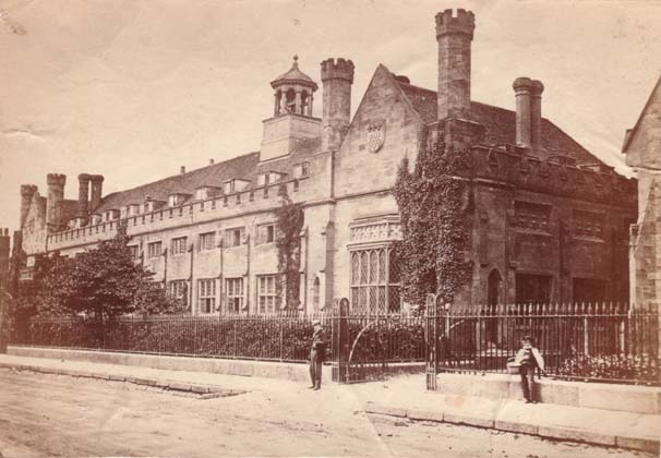 Photograph of Tonbridge School, Kent by G Avery