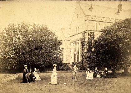 Photograph of Tonbridge School, Kent, by G Avery