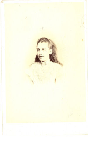 CDV by George Avery of Hitchin