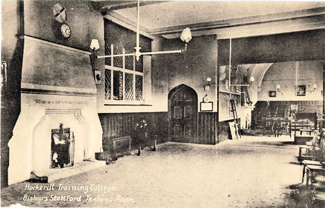 hockerill-college-training-room