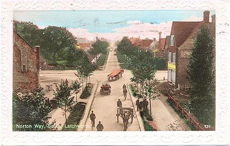 Hertfordshire Genealogy Places Letchworth