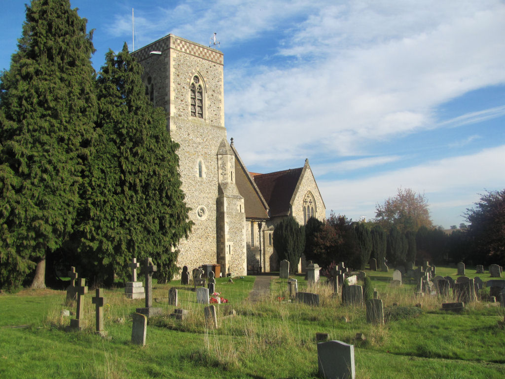 St Peter's Church, Lilley, Herts