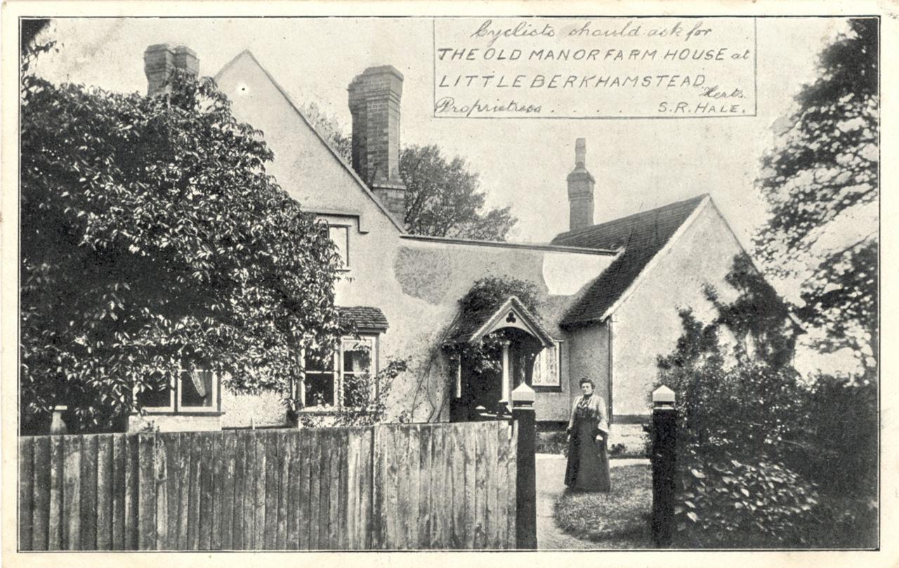 Little Berkhampstead United Kingdom  city photos : ... Manor House, Little Berkhamstead, Hertfordshire Little Berkhampstead