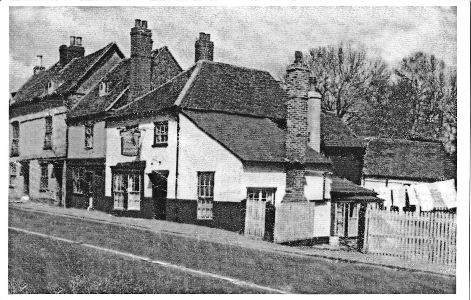 london-colney-swan-c1950