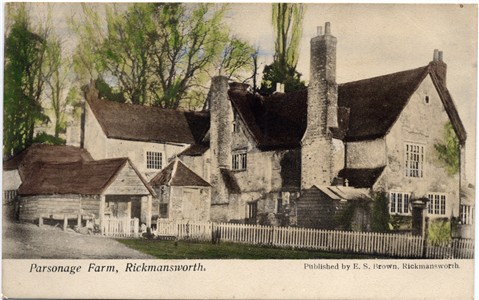 Rickmansworth Hertfordshire