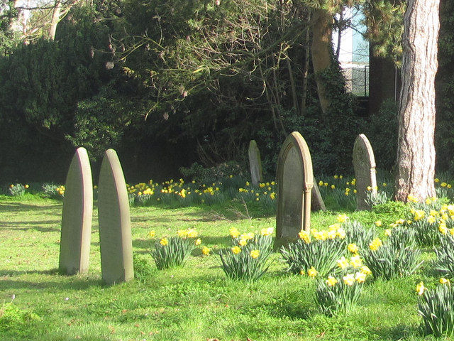 The Old Cemetery, Tring, Hertfordshire