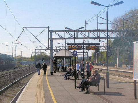 Place Tring Railway Station Hertfordshire Genealogy
