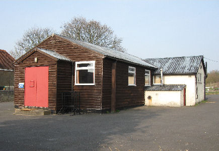 New Mill Social Centre (and former WW1 Hut) at Tring