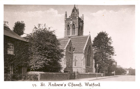 St Andrew's Church, Watford