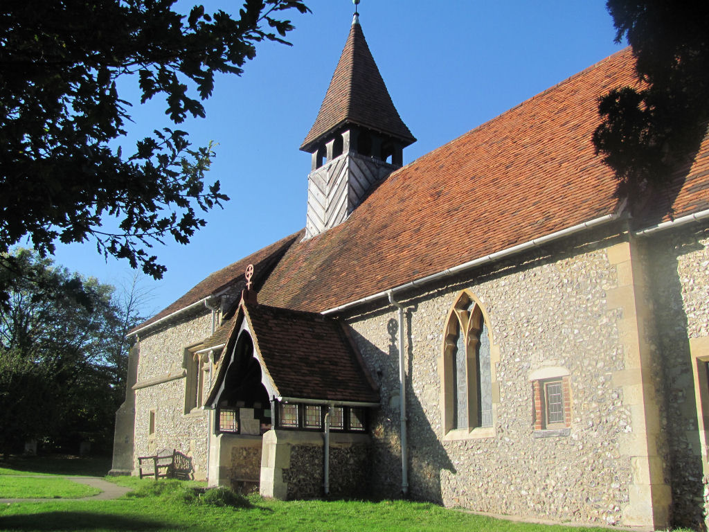 St Bartholomew's CHurch, Wigginton, Hertfordshire
