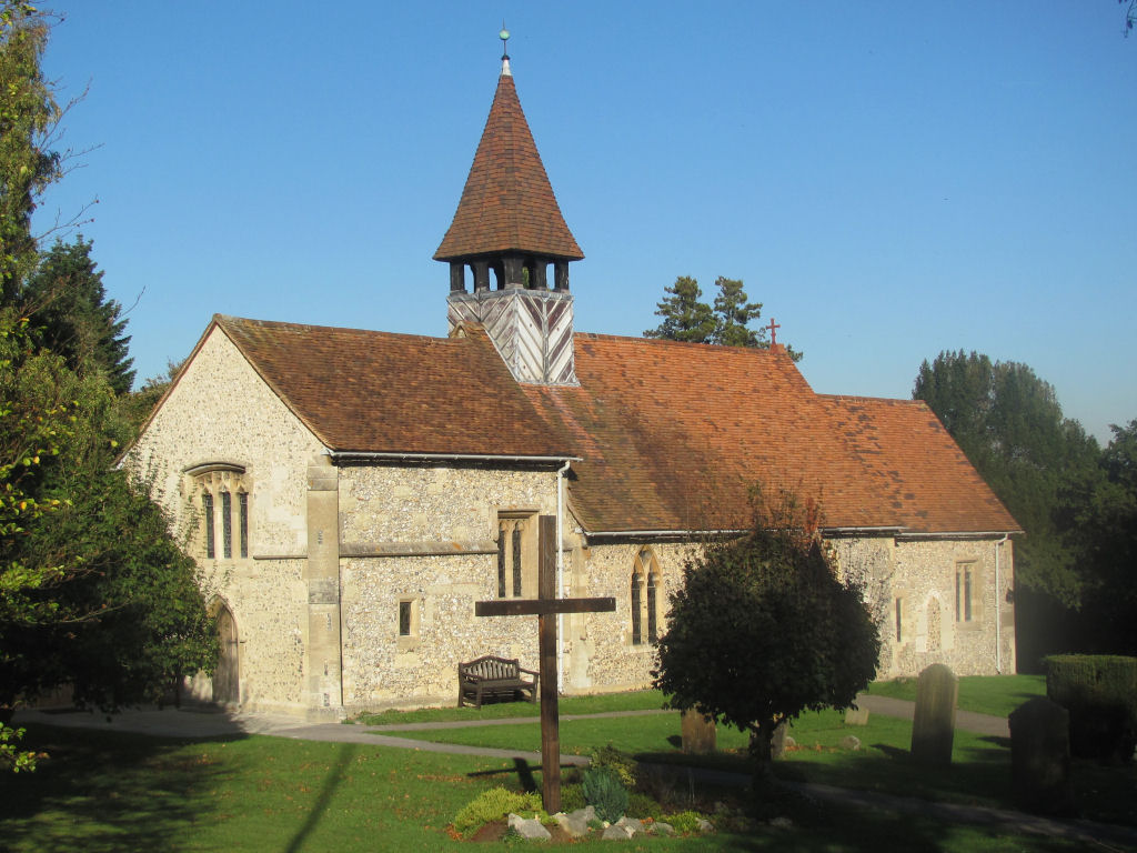 St Bartholomew's Parish Church, Wigginton