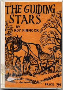 The Guiding Stars, Book Cover, Roy Pinnock, Lilley, Herts