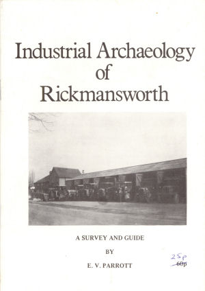 Booklet: Industrial Archaeology of Rickmansworth